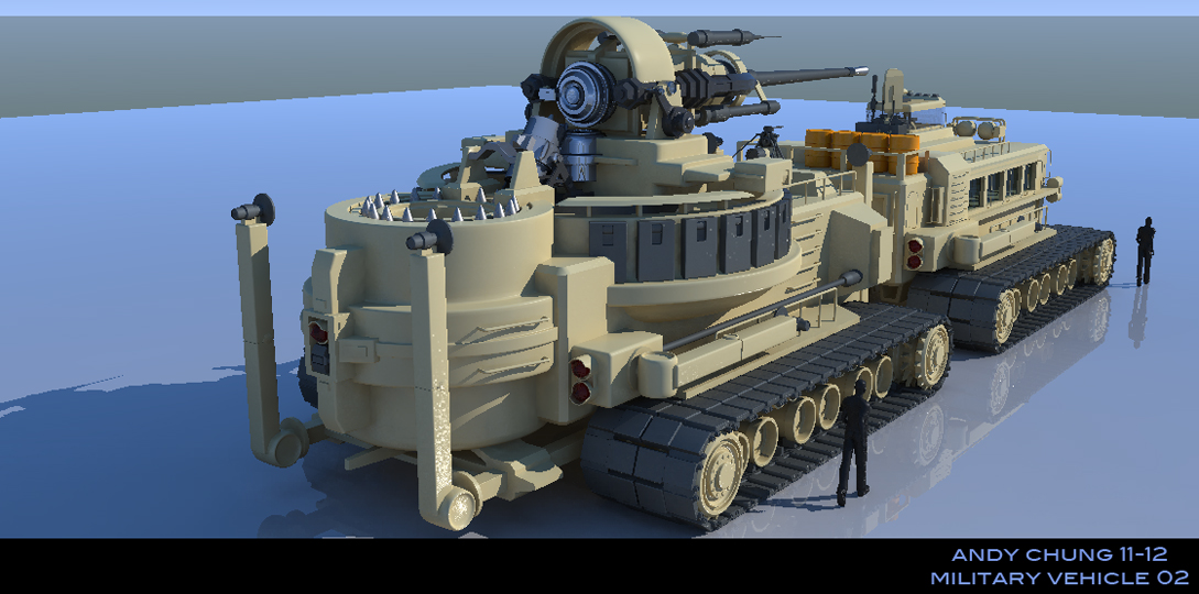 Awesome Military Vehicles