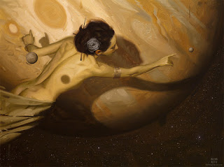 Reaching Europa by Rob Rey - robreyfineart.com
