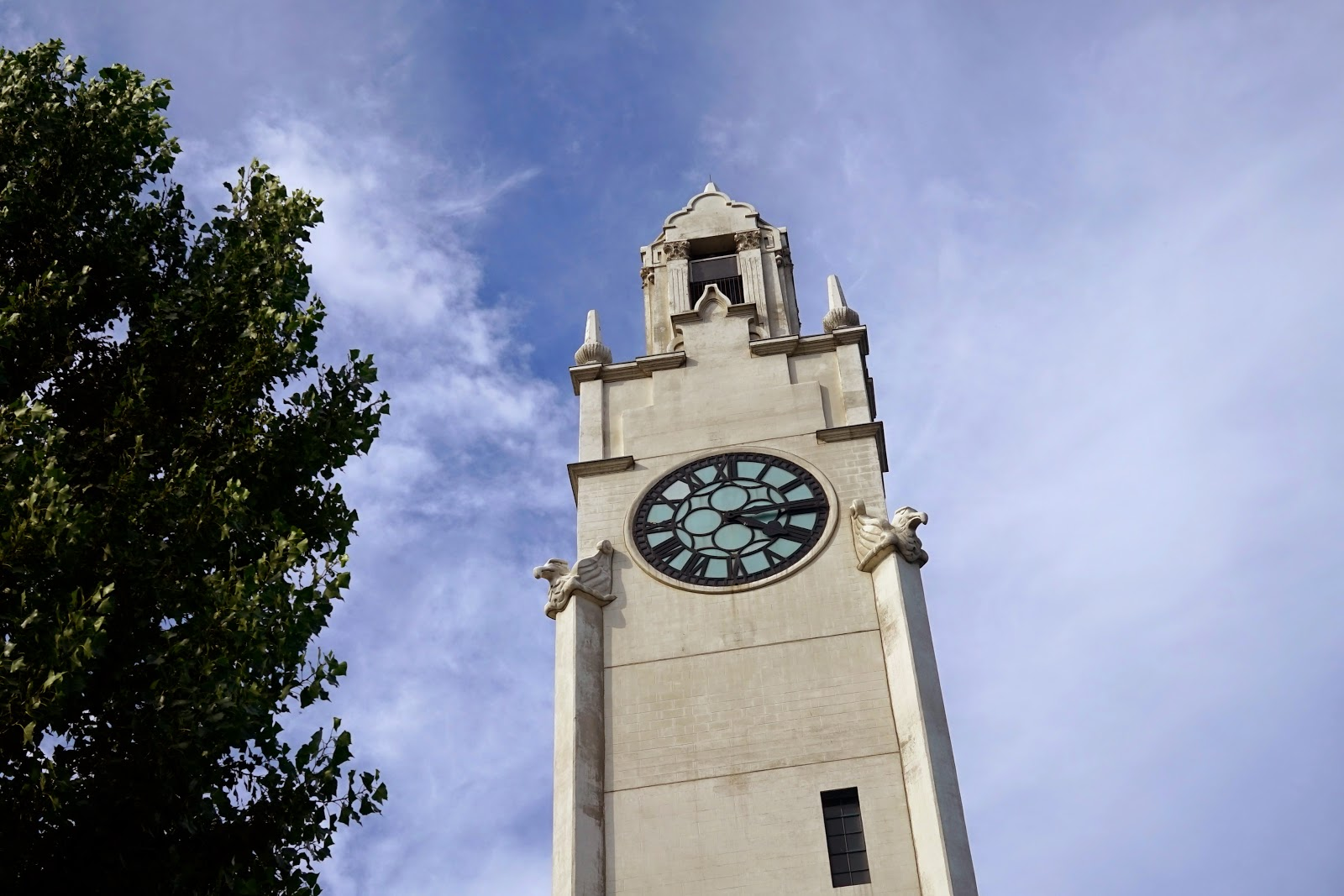 montreal old port clock tower