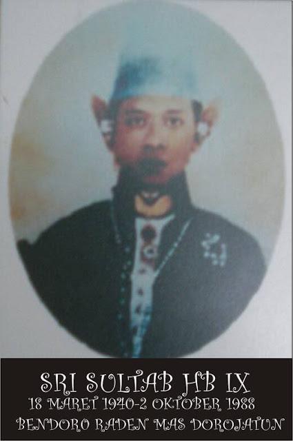 Kisah Sri Sultan HB IX Terkena Tilang di Pekalongan