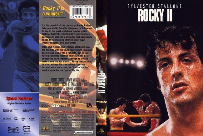 Rocky II – Latino