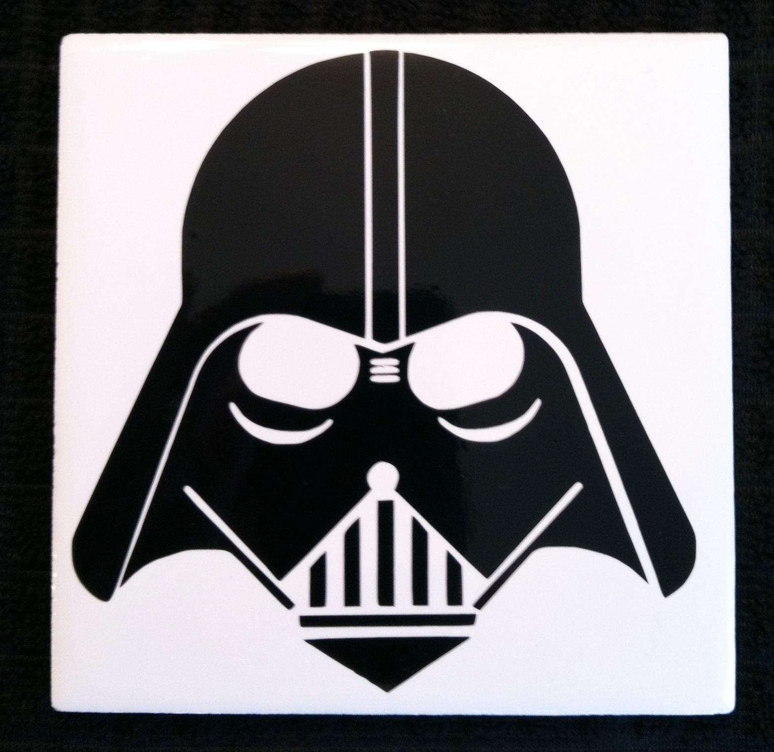 Disney Darth Vader Cake