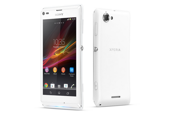 Spesifikasi Sony Xperia L C2105 Terbaru
