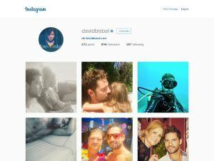 david bisbal instagram