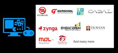 Update Daftar Harga Voucher Game Online Server Metro Reload Pulsa Murah Nasional
