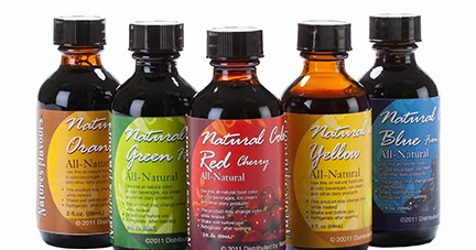 Nature\'s Flavors Natural Colors Food Coloring {Review} | Why We Love ...