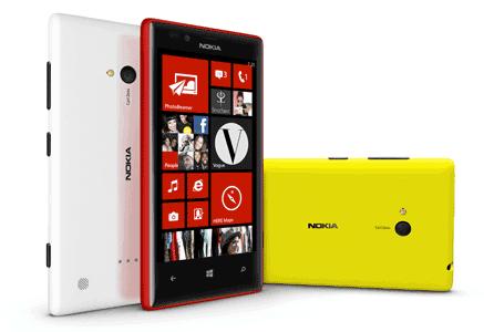 Harga Hp Nokia Lumia 720