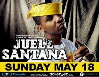 Juelz Santana - Stage 48 - May 18, 2014