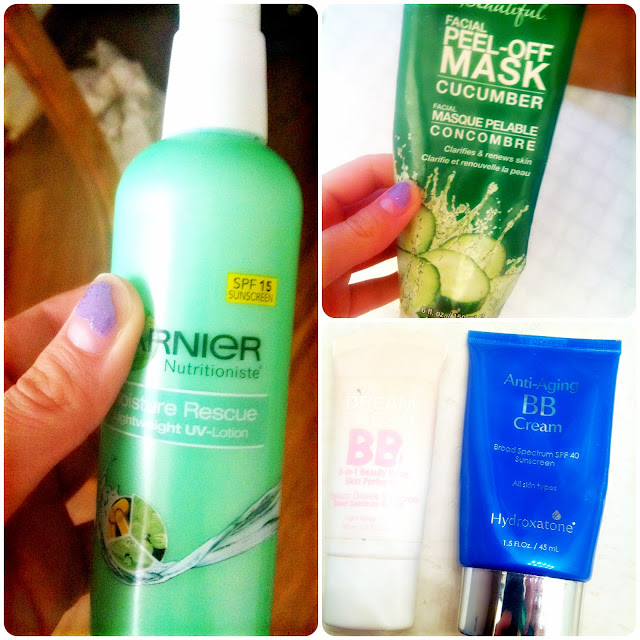 products for the face primer
