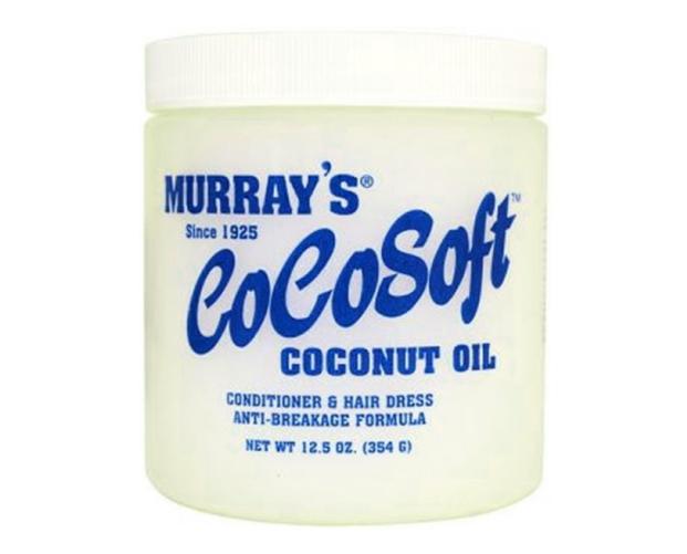 Murray's CocoSoft Coconut Oil hair Conditioner 12.5 oz (White)