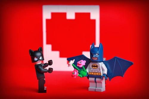 Happy Valentines Day Lego Style – Batman Valentines Day Card
