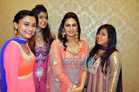 Huma Qureshi at 'Camouflage' store launch