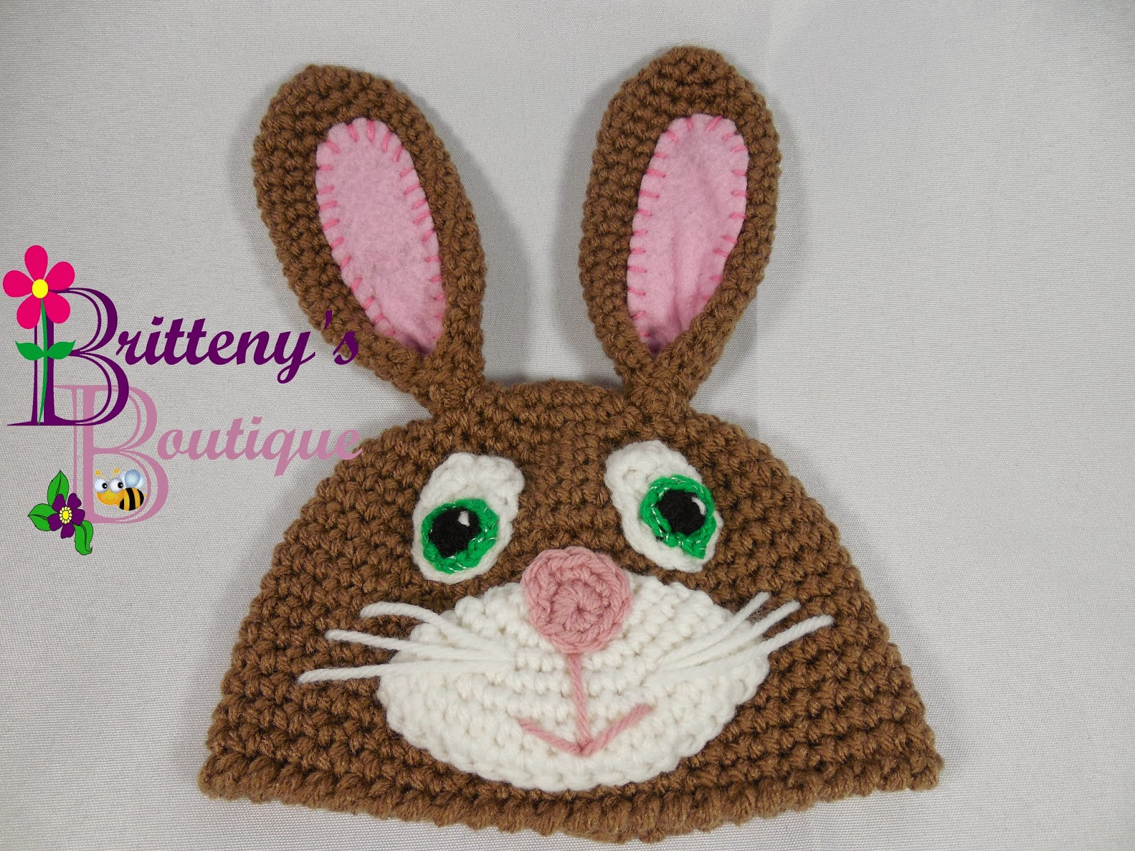 Britteny off the hook bunny rabbit hat crochet pattern free pdf bunny rabbit hat crochet pattern free pdf bankloansurffo Choice Image