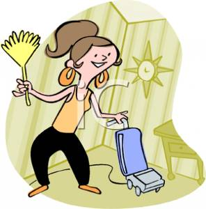 Clean My House mary kunz goldman blogs daily while writing leonard pennario's