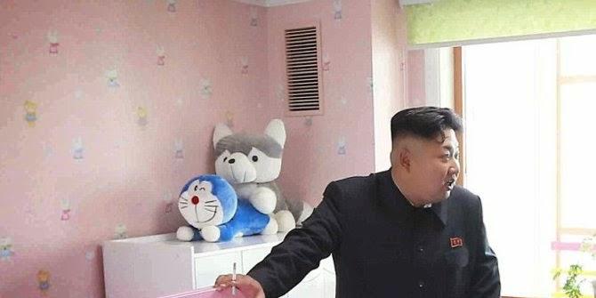 Bom Foto Paling Unik Para Pemimpin Dunia