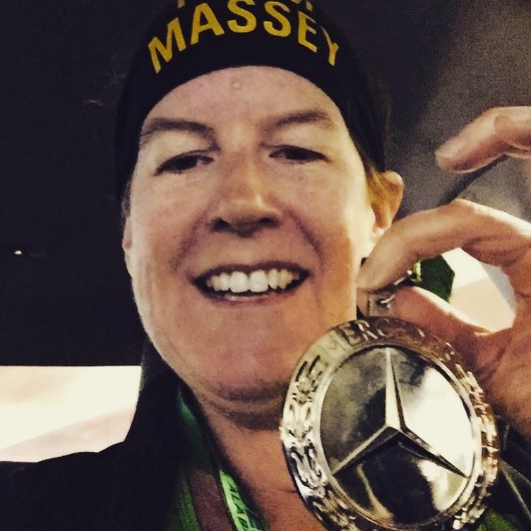 Merecedes Marathon Medal
