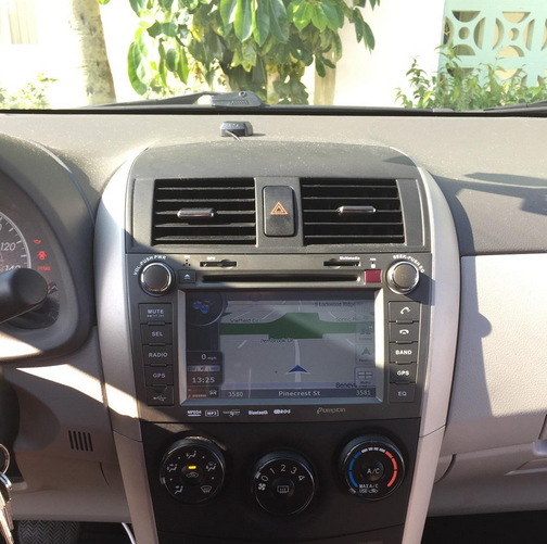 Latest pumpkin android car stereo review september 2015 customer review for pumpkinlm w0675 toyota corolla 8 touch screen double din bluetooth car stereo fandeluxe Gallery