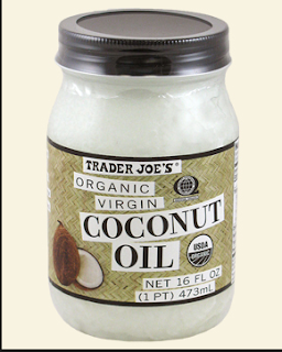 16 oz coconut oil from Trader Joe's for $5.99
