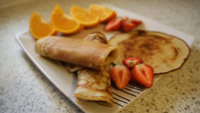 How to make pancakes nigerian food recipes nigerian food channel this is ideal for nigerian breakfast and can be accompanied with syrup chocolate spread and mixed selections of fruits as you can see below in the step by ccuart Images