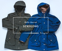 Kelly Anorak Sewalong