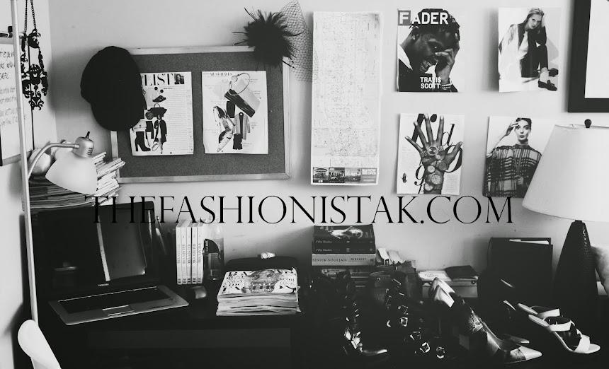 The Fashionista K