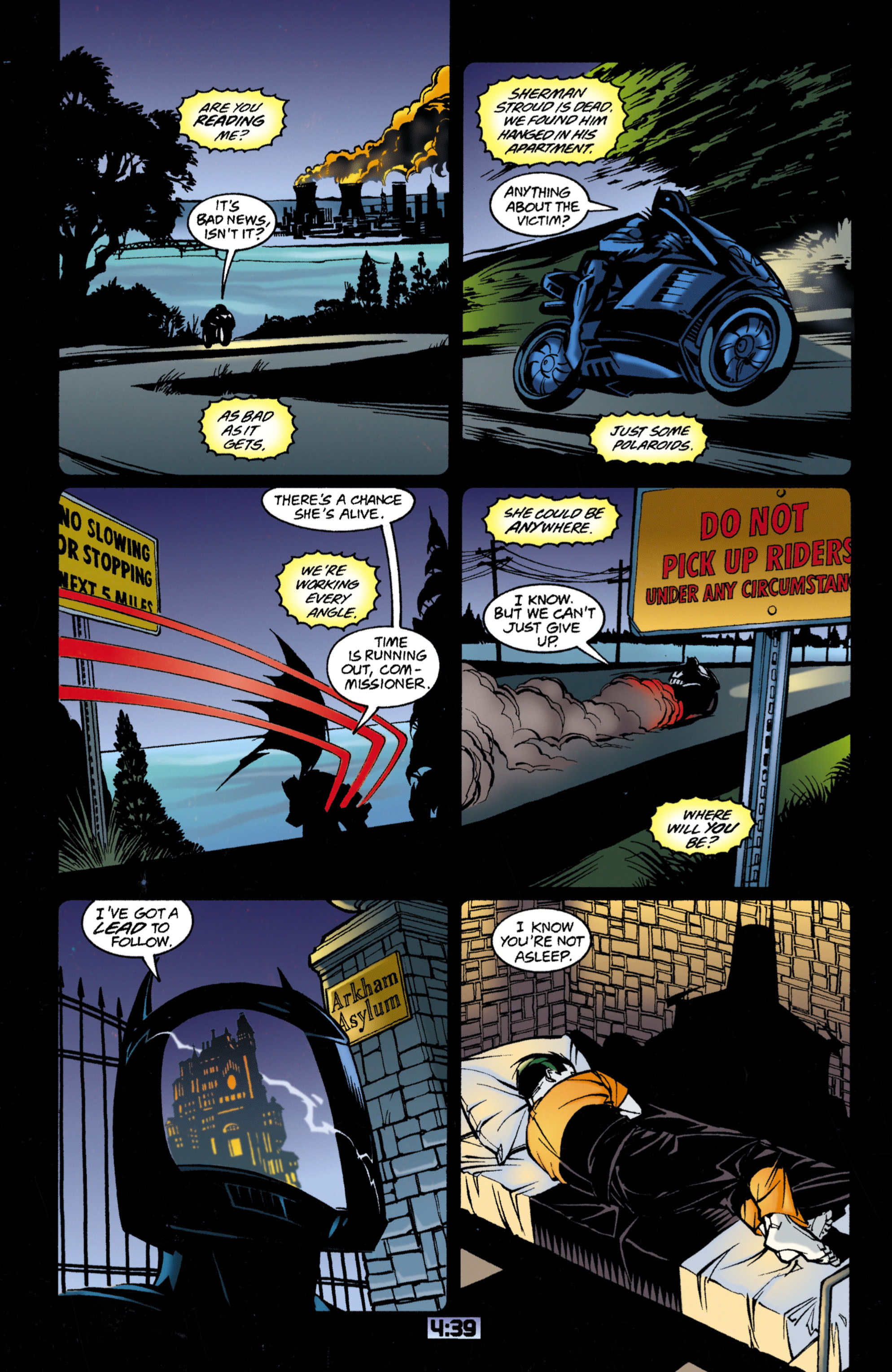 Detective Comics (1937) Issue #726 Page 4