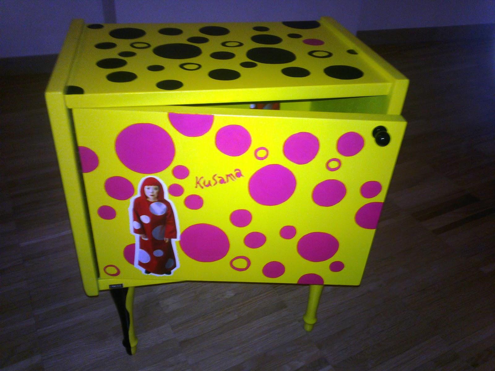 I eficiencia diciembre 2012 for Muebles pop art
