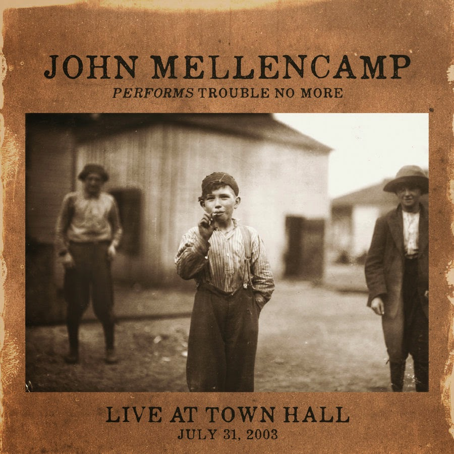 John Mellencamp, Trouble No More Live at Town Hall
