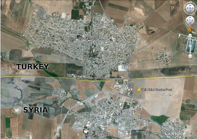 la proxima guerra frontera siria turquia Akcakale