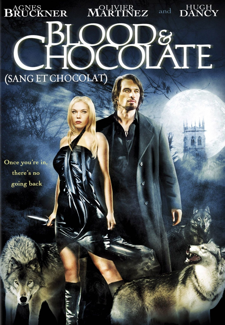 The retrocritic blood amp chocolate review