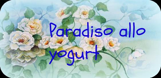 Paradiso allo yogurt