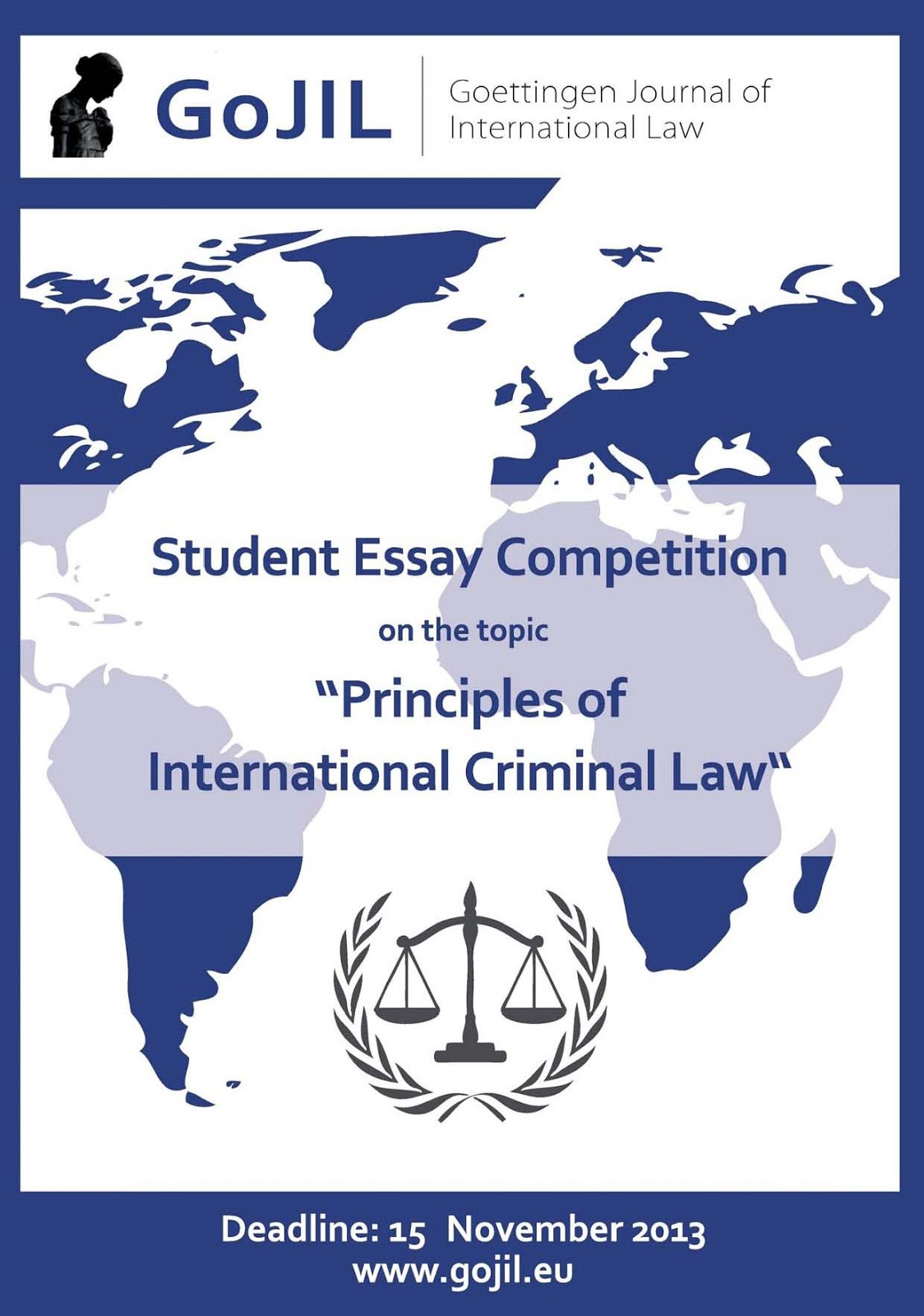 competition essay international The goi peace foundation annual essay contest is organized in an effort to harness the energy, creativity and initiative of the world's youth in promoting a culture of peace and sustainable development.