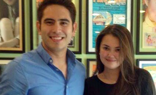 Gerald Anderson and Angelica Panganiban in Star Cinema movie