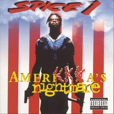 Spice 1 - Amerikkka's Nightmare Cover