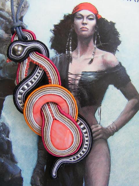 Wąż pożerający serce i duszę