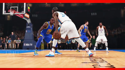 Watch NBA 2K15 First Video Trailer