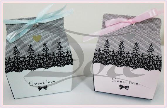 Yurtdışından yeni gelen nikah şekeri kutuları