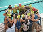 El CN Sabadell Campió d'Europa de waterpolo femení