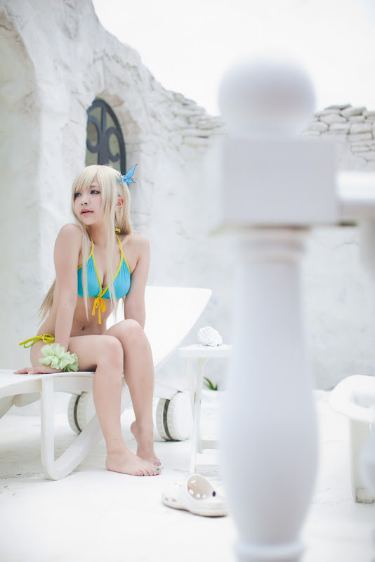 CosRain.Com Ayato Asae&#65287;s COSPLAY - Kashiwazaki Sena