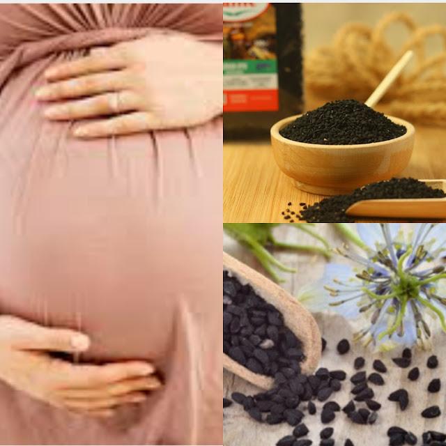 www.nilgunozenaydin.com-hamilelikte çörek otuna dikkat-çörekotu faydaları ve zararları-hamilelikte çörekotu kullanımı