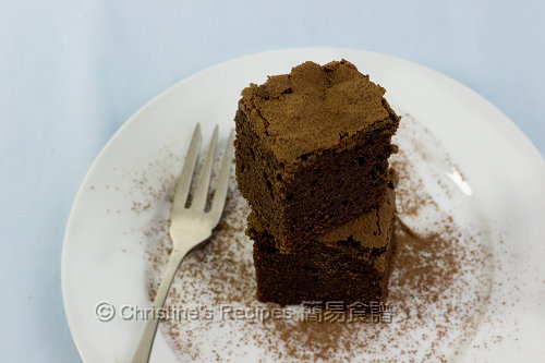 布朗尼 Brownies02