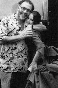 Francis Ford Copolla e Winona Ryder