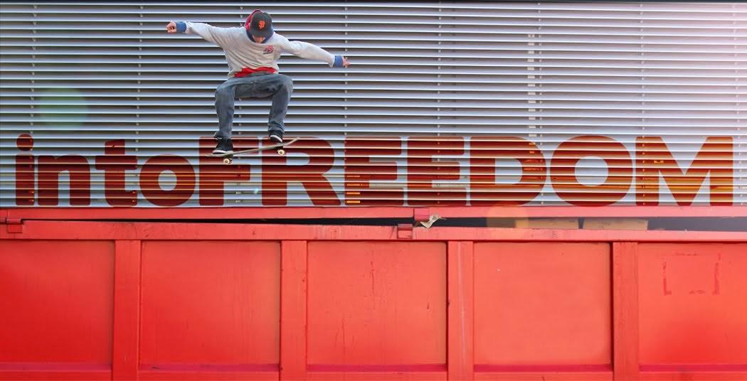 intoFREEDOM skateblog