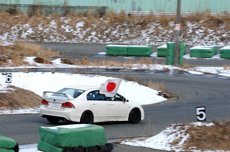 Honda Civic VIII Type R FD2 , japoński samochód, sportowy, wyścigi, racing, tor wyścigowy, racetrack, motoryzacja, auto, JDM, tuning, zdjęcia, pasja, adrenalina, kultowe, 自動車競技, スポーツカー, チューニングカー, 日本車