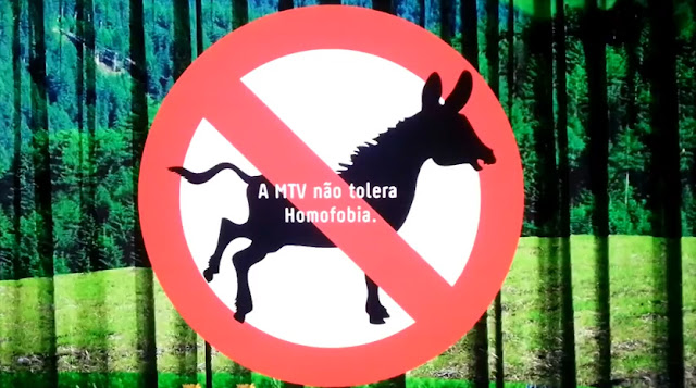 MTV Homofobia Burrice