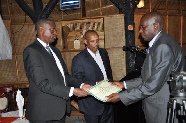 Abasirikare 448 basezerewe mu ngabo z'u Rwanda bajya mu Kiruhuku cy'Izabukuru