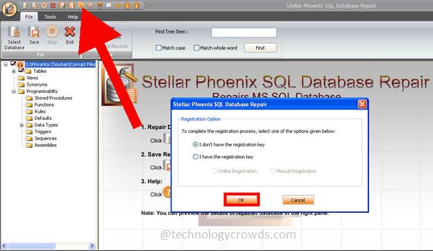 stellar phoenix sql database recovery keygen