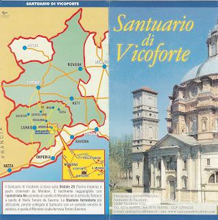 I Sentieri (Walking Paths) in Casotto, Corsaglia and Roburentello