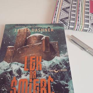 LEK NA ŚMIERĆ - JAMES DASHNER