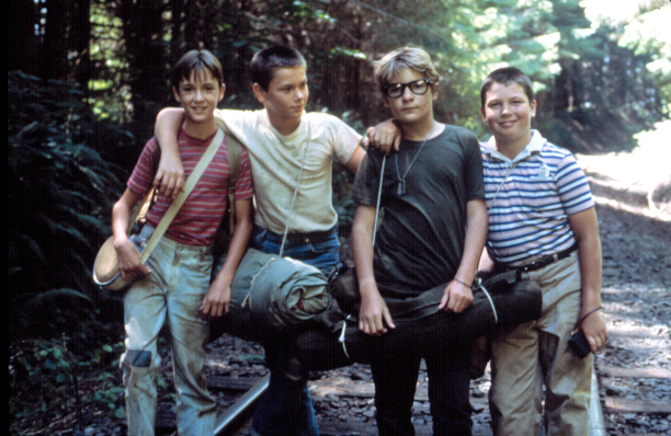 Stand by me, river phoenix, will wheaton, Stephen King, cinema, film